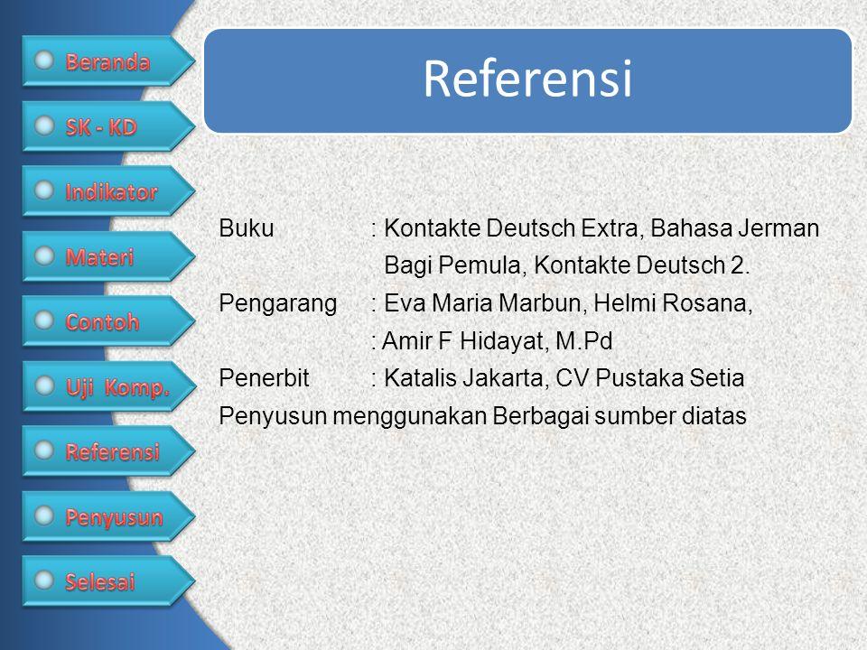 Pengarang : Eva Maria Marbun, Helmi Rosana, : Amir F Hidayat, M.Pd