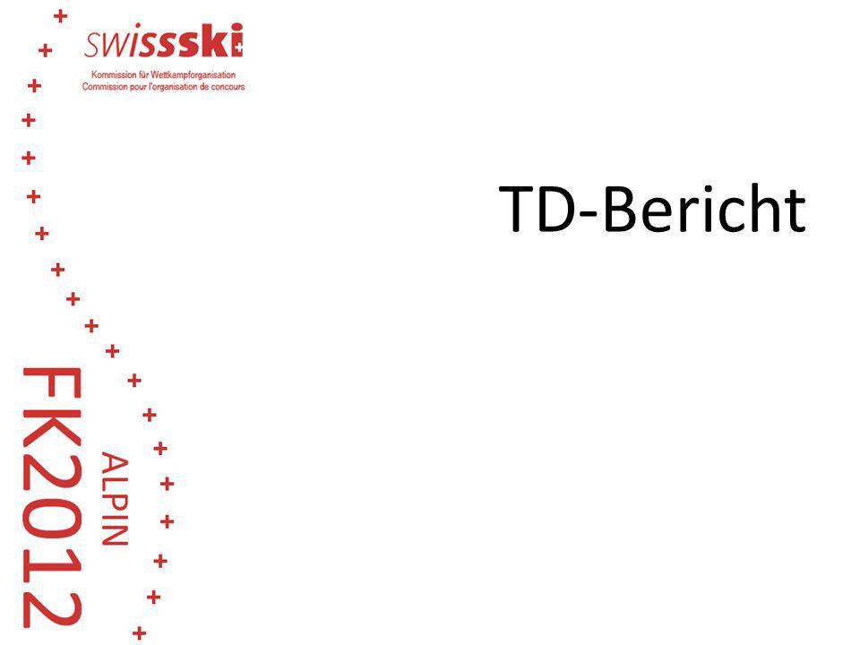 TD-Bericht