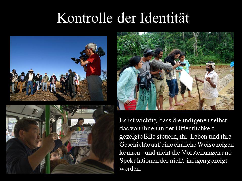 Kontrolle der Identität
