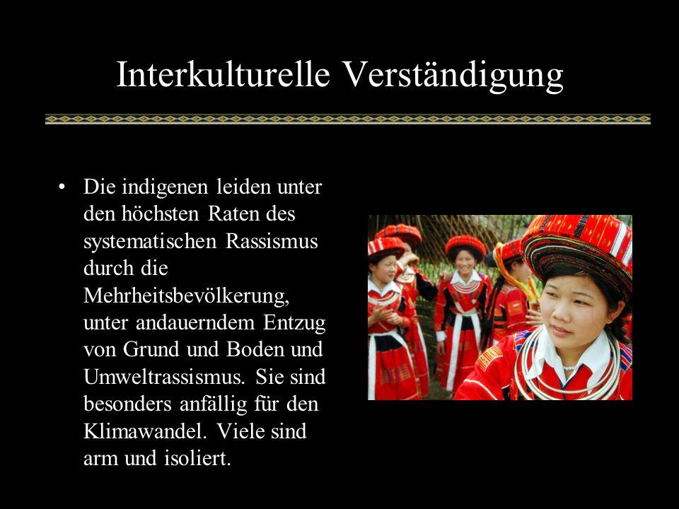 Interkulturelle Verständigung