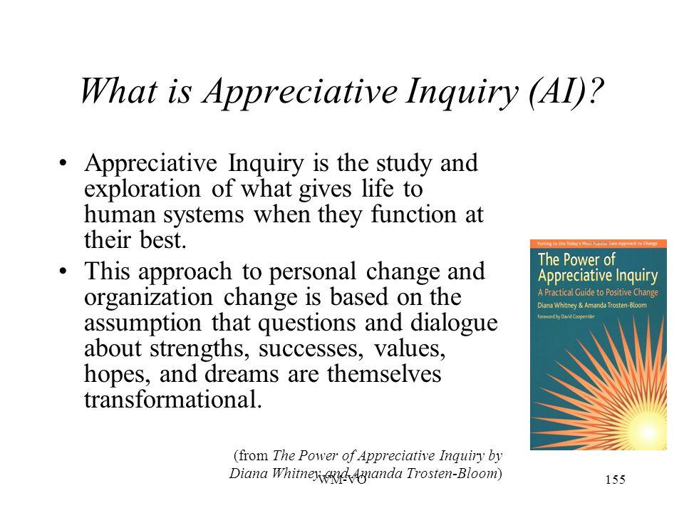What is Appreciative Inquiry (AI)