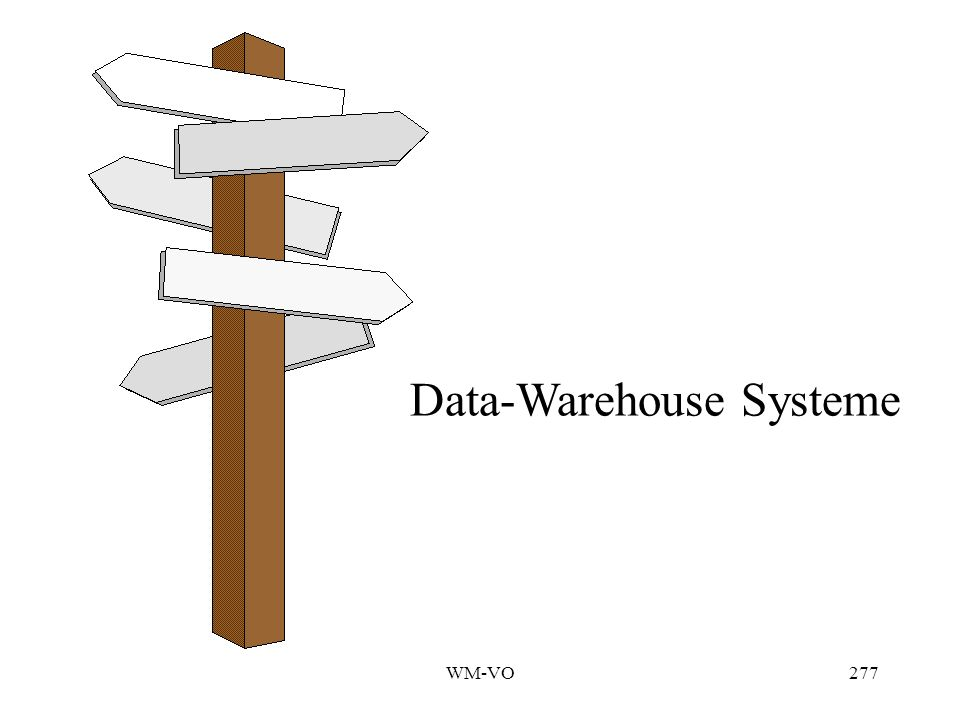 Data-Warehouse Systeme