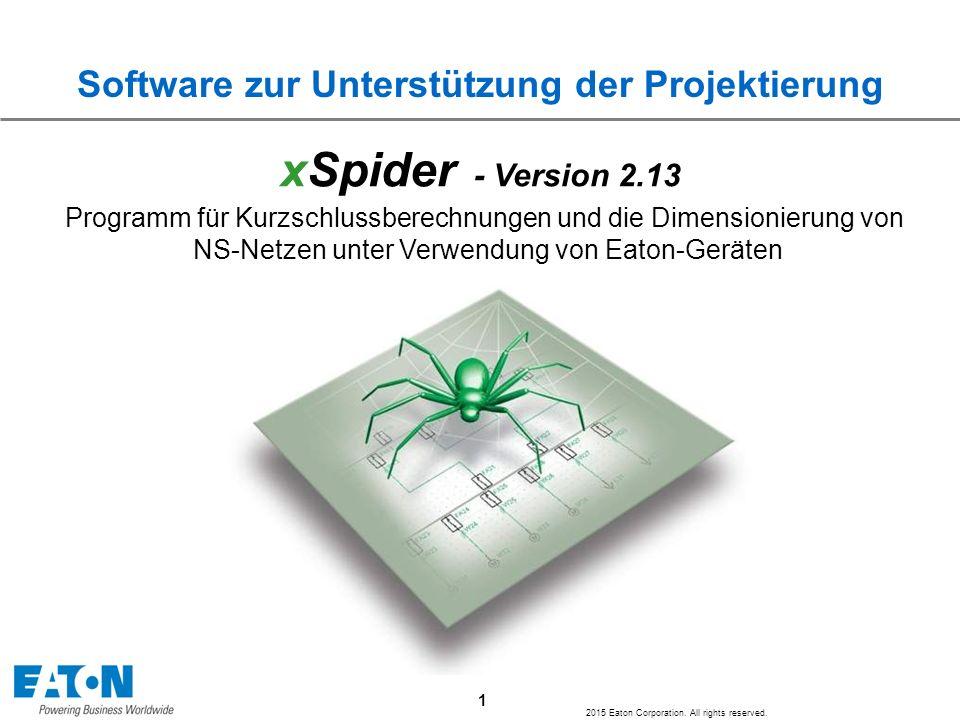 Software zur Unterstützung der Projektierung