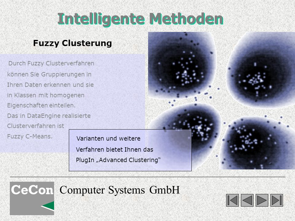 Intelligente Methoden