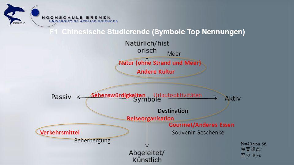 F1 Chinesische Studierende (Symbole Top Nennungen)