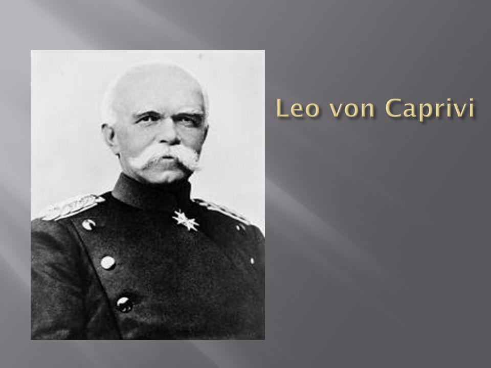 Leo von Caprivi