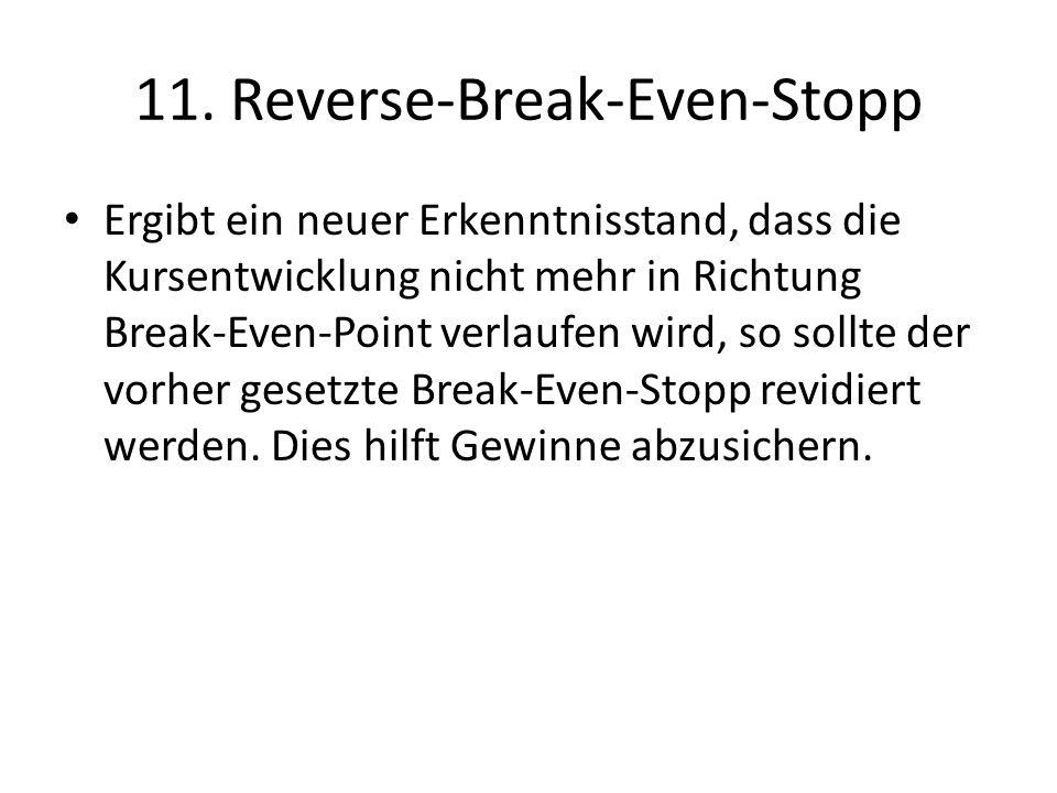 11. Reverse-Break-Even-Stopp