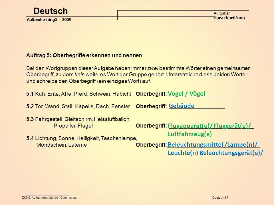 Deutsch Vogel / Vögel Gebäude Flugapparat(e)/ Fluggerät(e)/