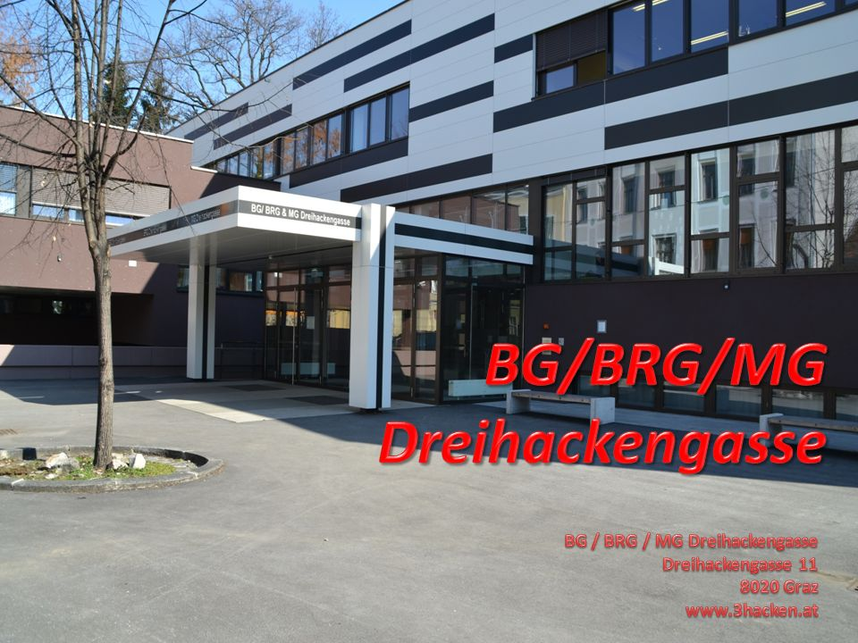 BG/BRG/MG Dreihackengasse