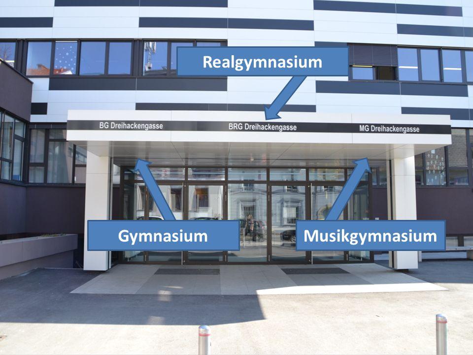 Realgymnasium Gymnasium Musikgymnasium