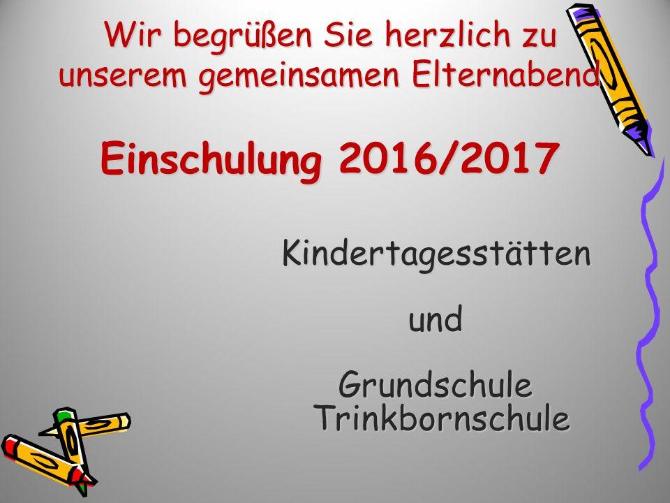 Kindertagesstätten und Grundschule Trinkbornschule