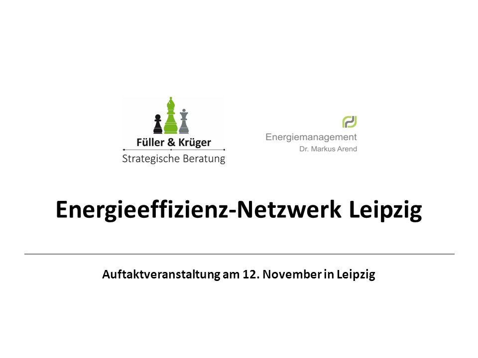 Energieeffizienz-Netzwerk Leipzig