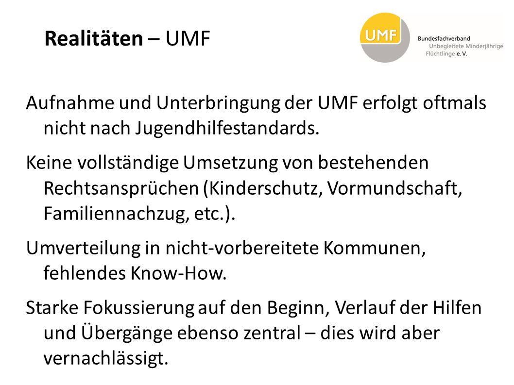 Realitäten – UMF