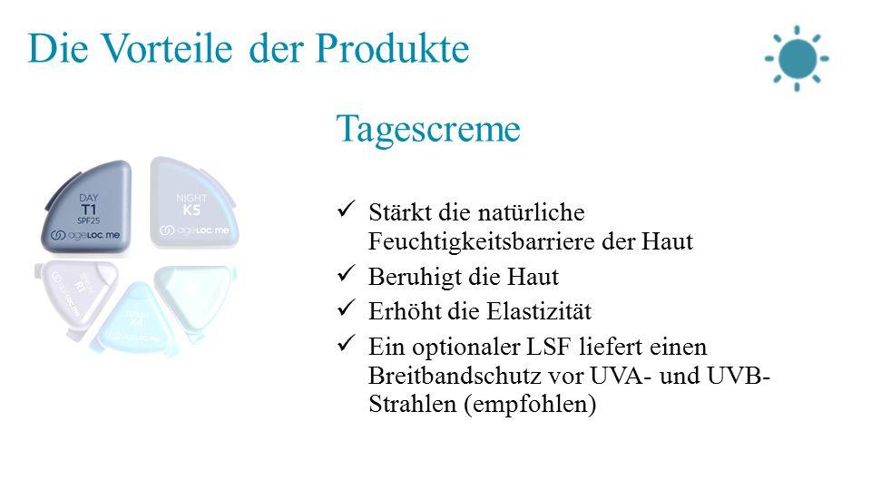 Die Vorteile der Produkte