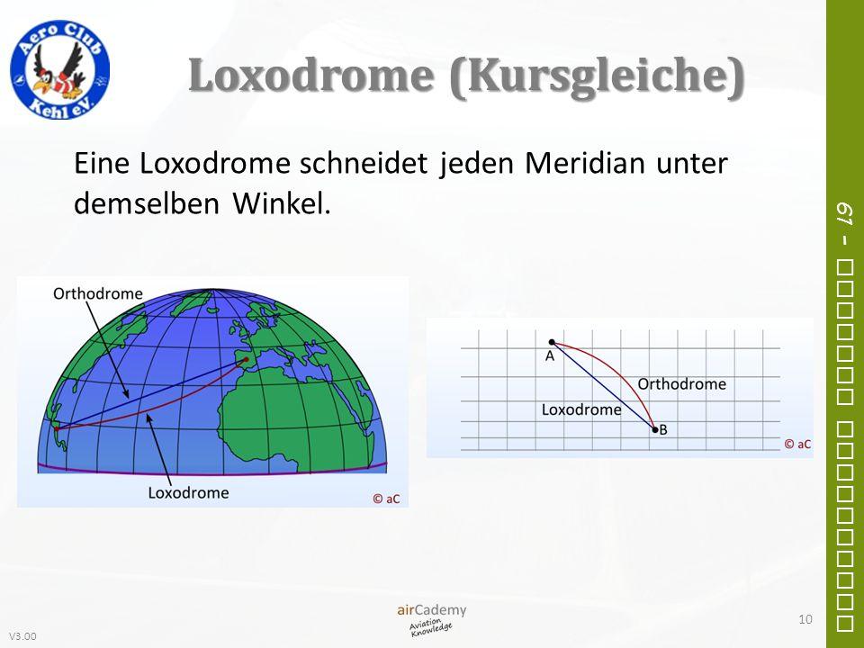 Loxodrome (Kursgleiche)