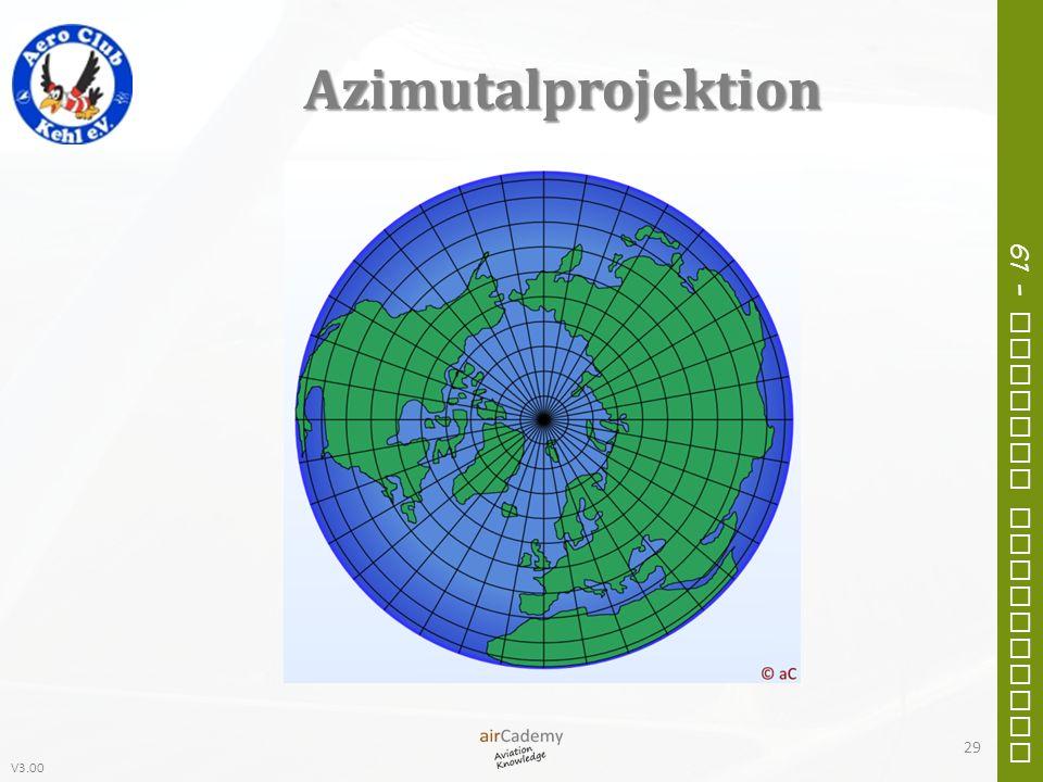 Azimutalprojektion