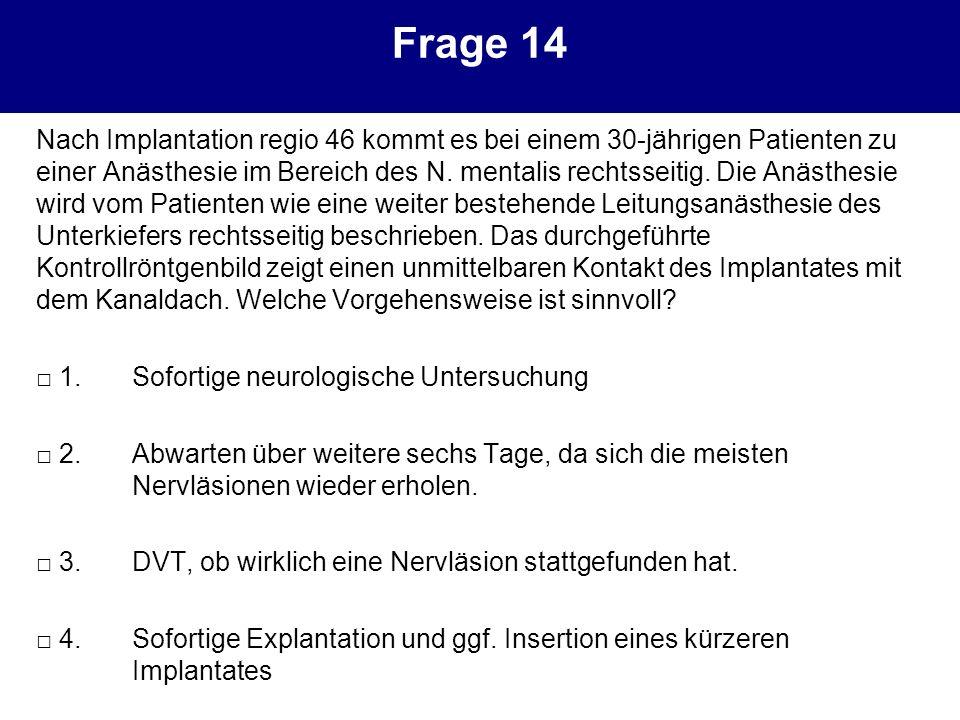 Frage 14