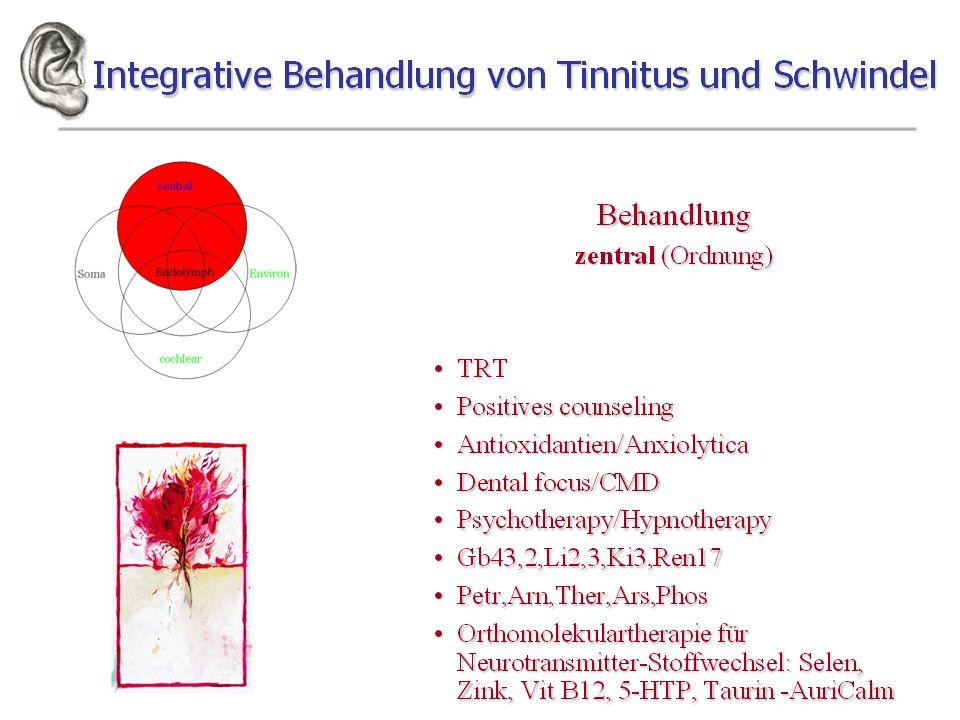 Tinnitus und integrative Behandlung