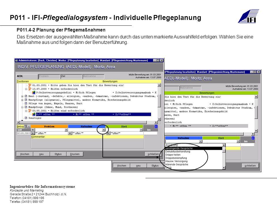 P011.4-2 Planung der Pflegemaßnahmen