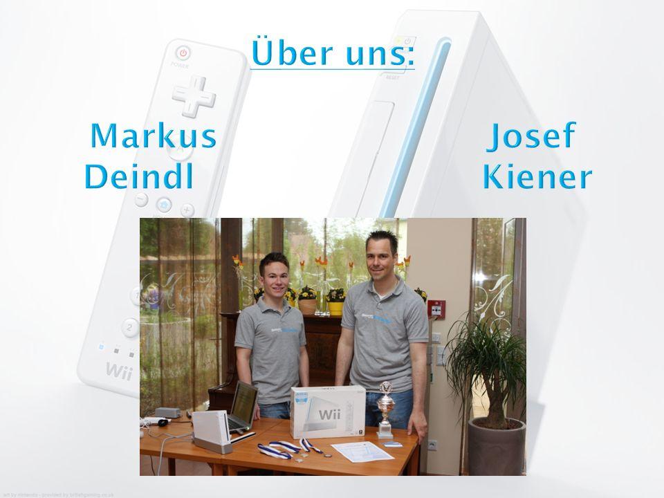 Über uns: Markus Josef Deindl Kiener