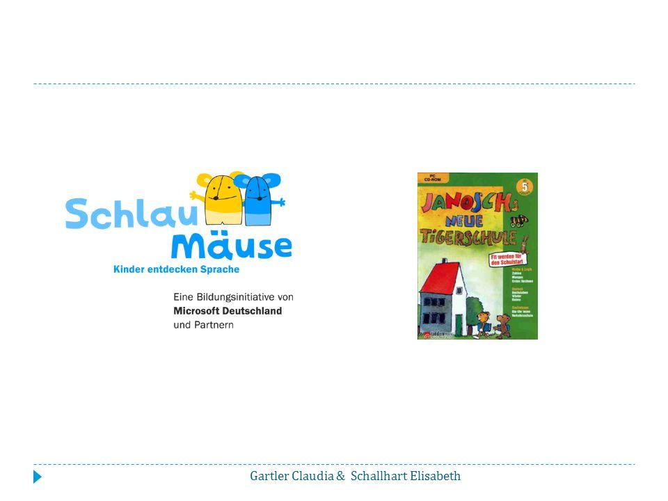 Gartler Claudia & Schallhart Elisabeth
