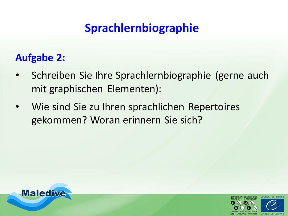 Sprachlernbiographie
