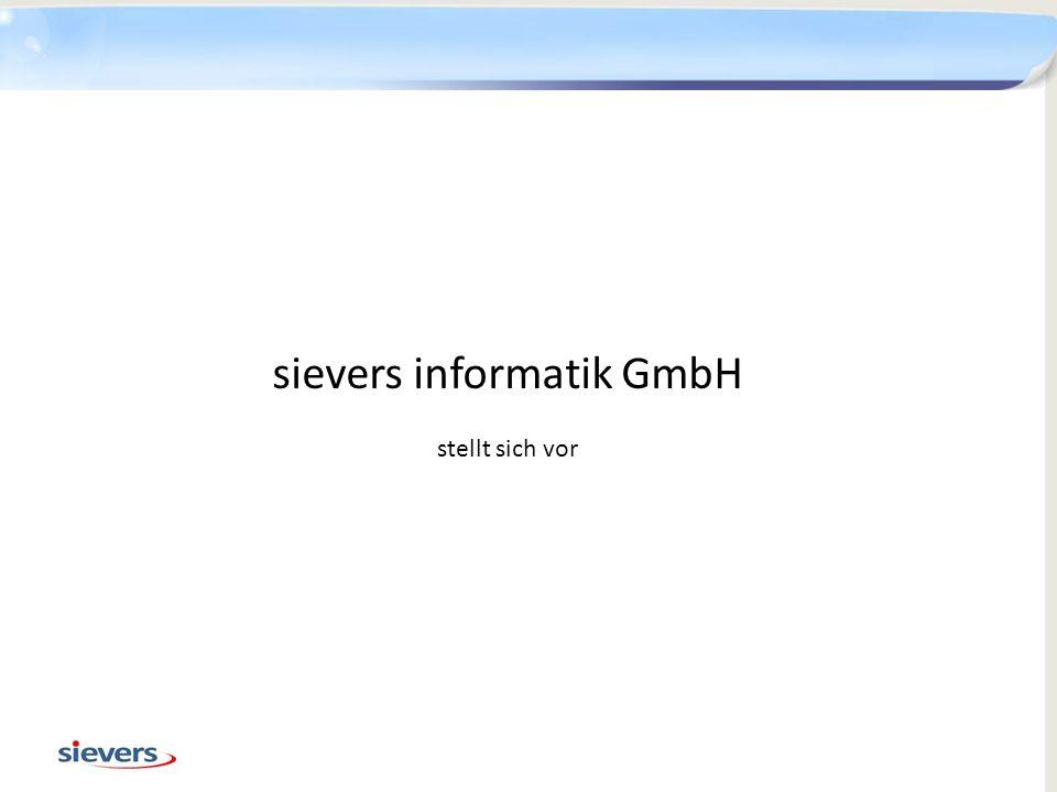 sievers informatik GmbH