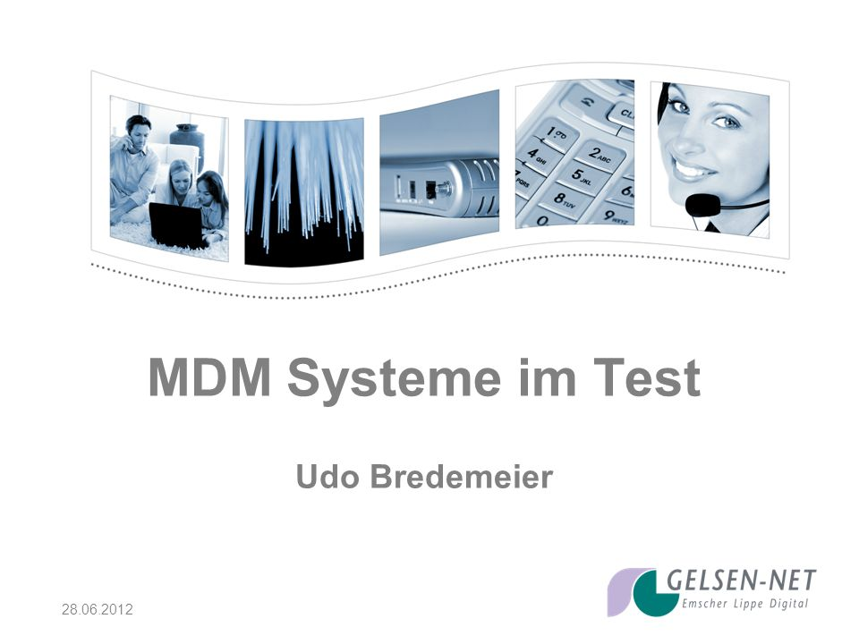 MDM Systeme im Test Udo Bredemeier