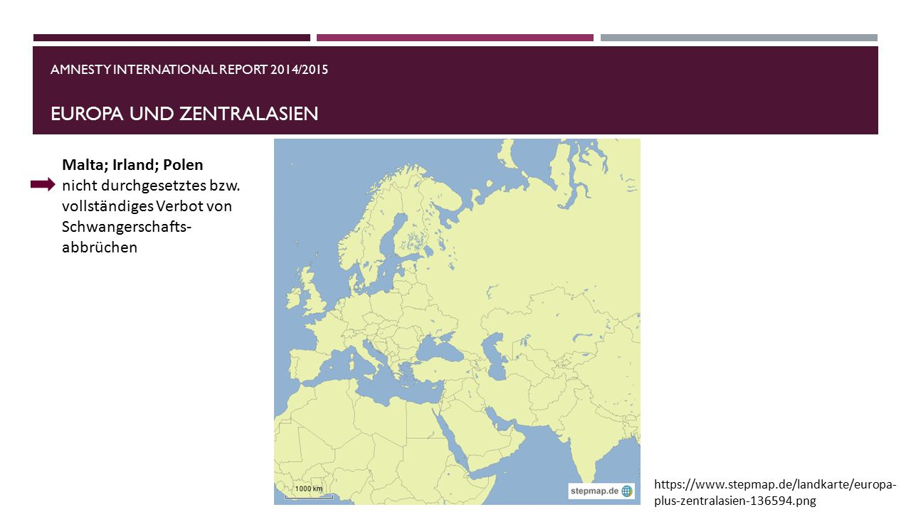 Amnesty International report 2014/2015 Europa und Zentralasien