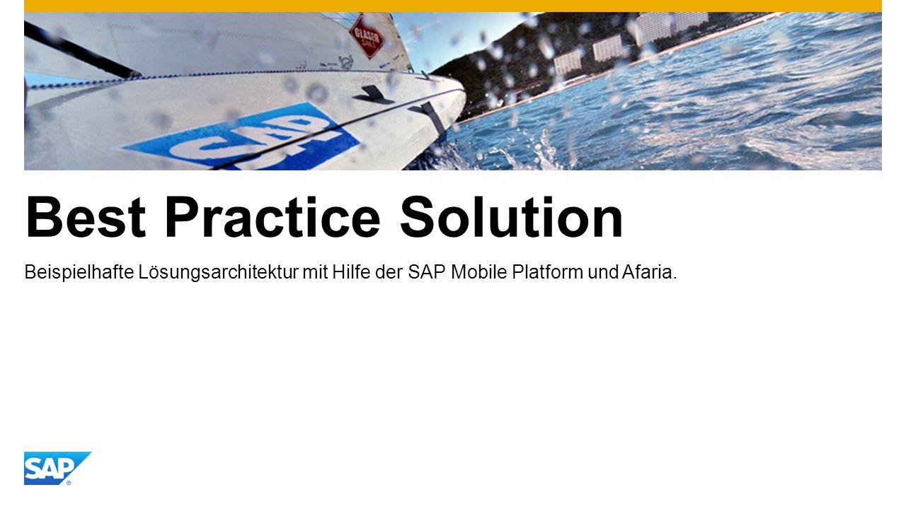 Best Practice Solution