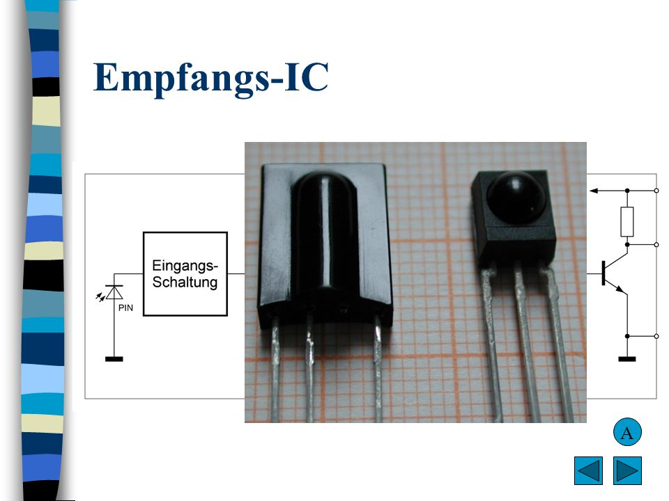Empfangs-IC 1 2 3 A
