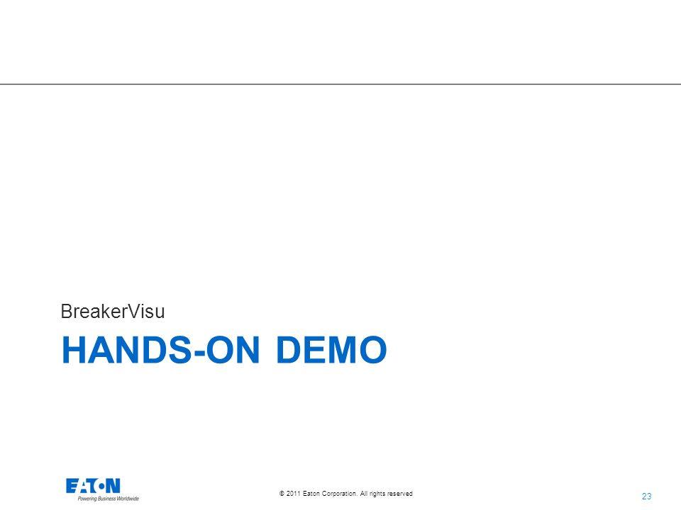 BreakerVisu Hands-On Demo