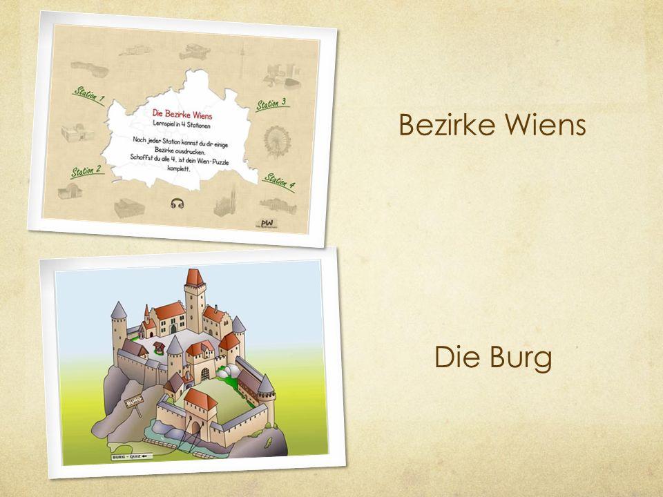 Bezirke Wiens Die Burg
