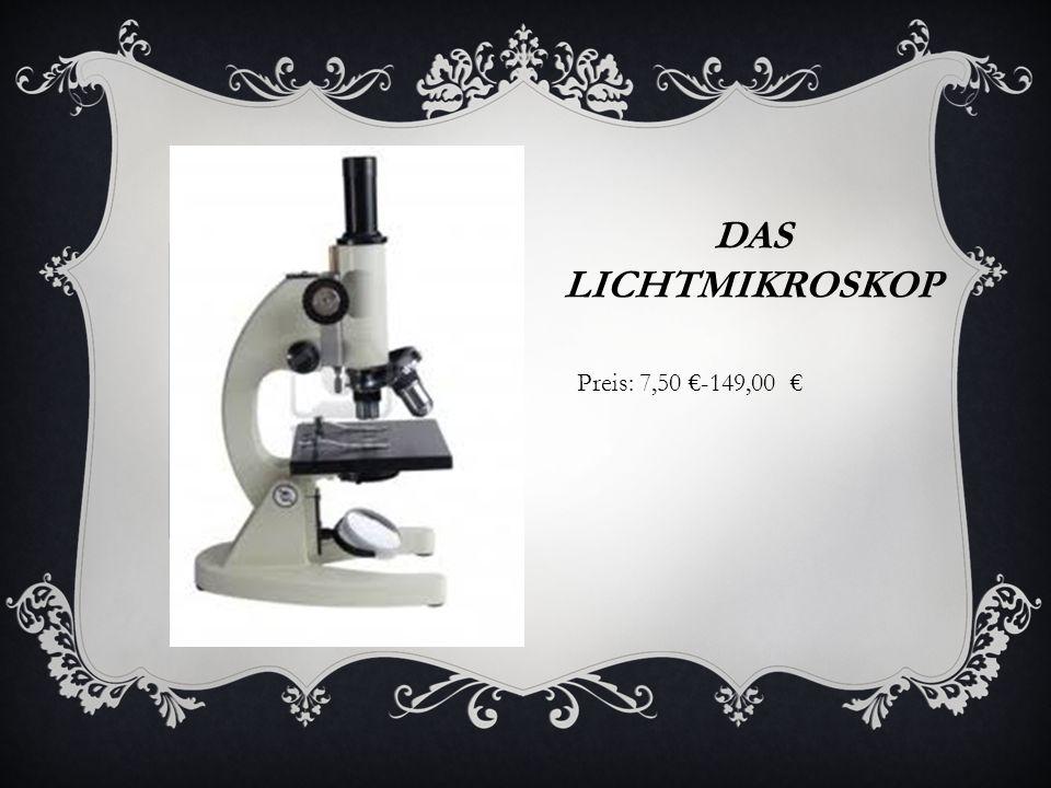 Das lichtmikroskop Preis: 7,50 €-149,00 €