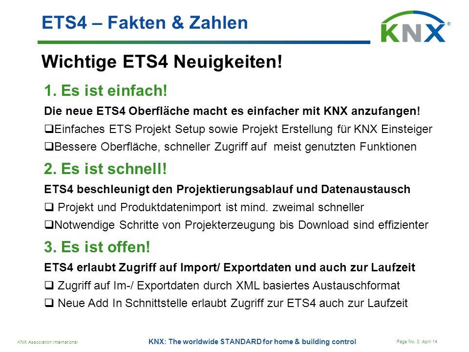 Wichtige ETS4 Neuigkeiten!