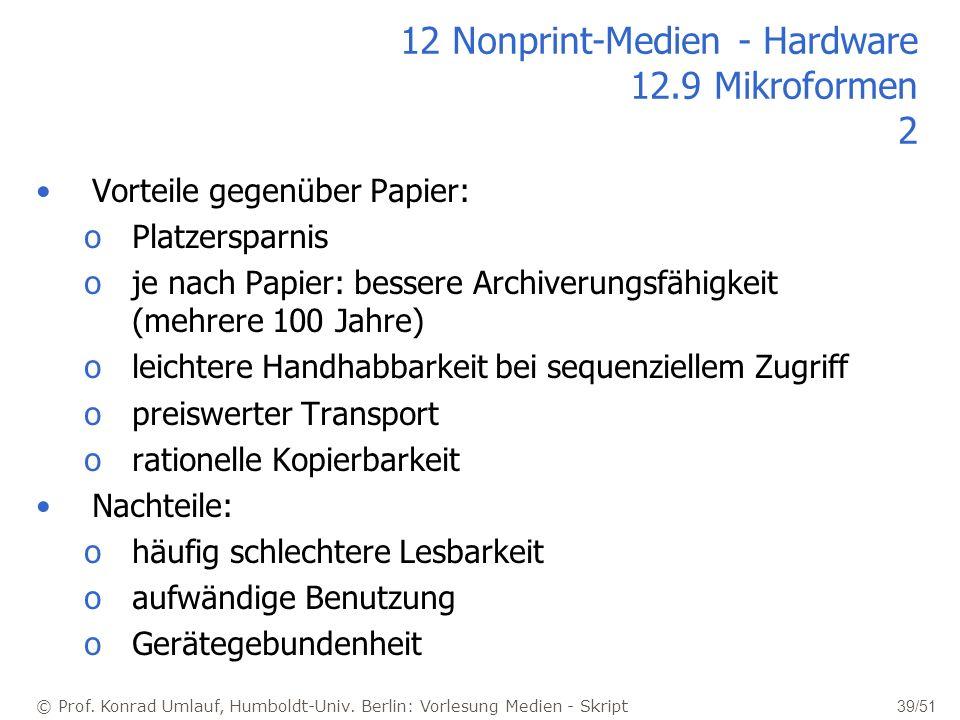 12 Nonprint-Medien - Hardware 12.9 Mikroformen 2