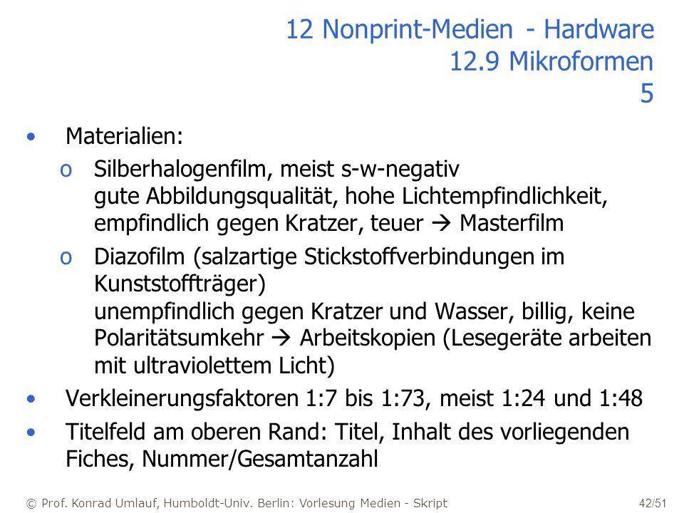 12 Nonprint-Medien - Hardware 12.9 Mikroformen 5