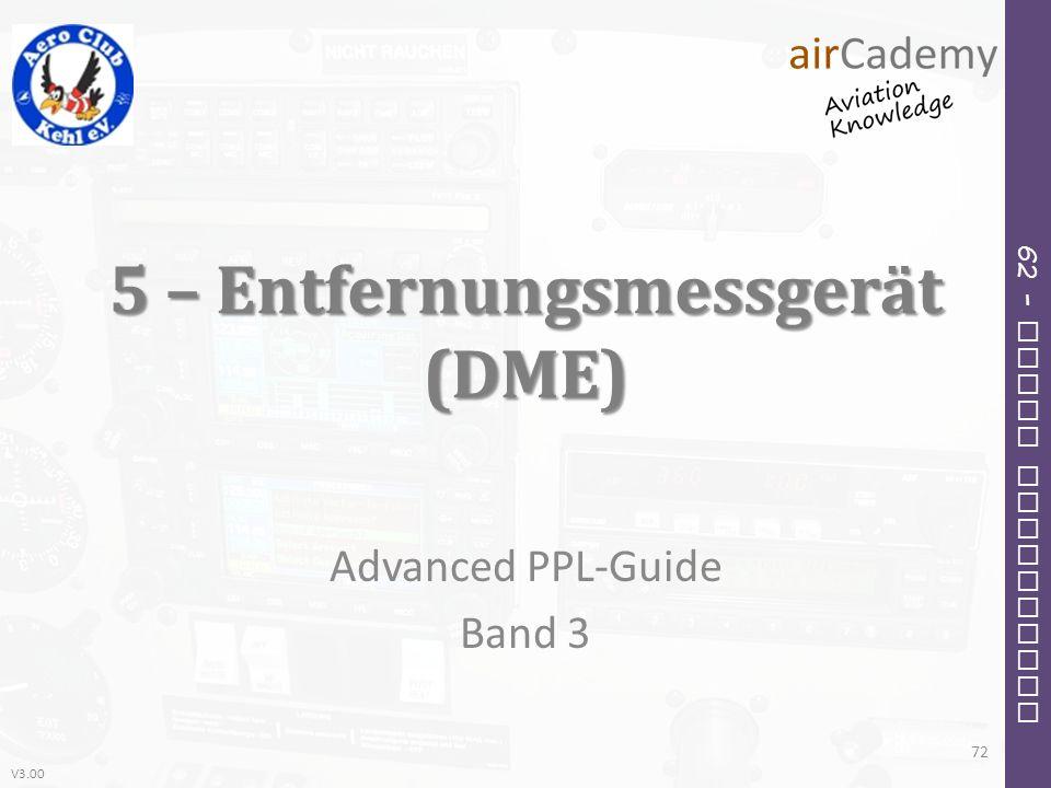 5 – Entfernungsmessgerät (DME)