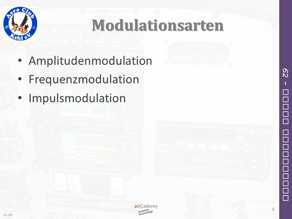 Modulationsarten Amplitudenmodulation Frequenzmodulation