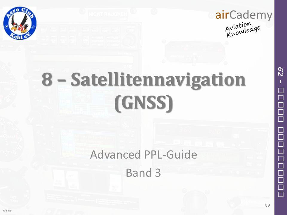 8 – Satellitennavigation (GNSS)