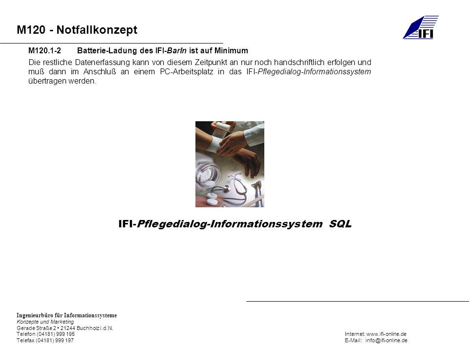 IFI-Pflegedialog-Informationssystem SQL