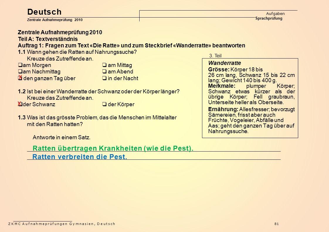 Deutsch X X Ratten übertragen Krankheiten (wie die Pest).