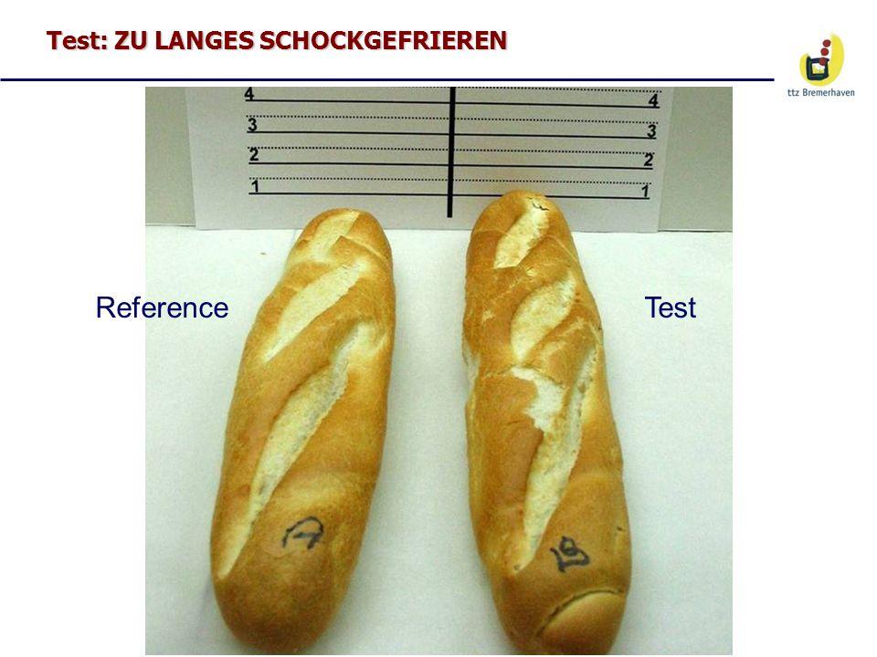 Test: ZU LANGES SCHOCKGEFRIEREN