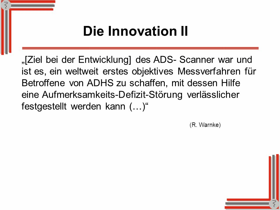 Die Innovation II