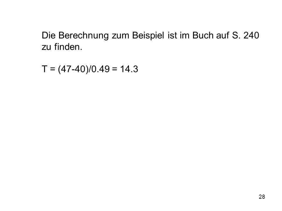 Die Berechnung zum Beispiel ist im Buch auf S. 240