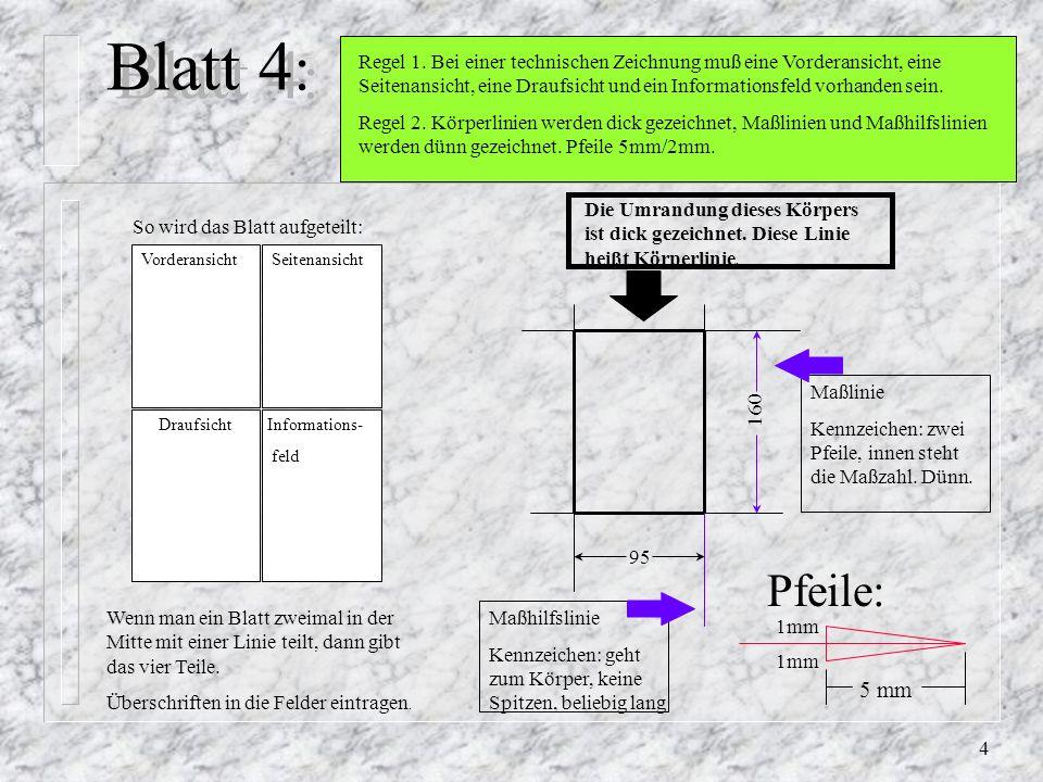 Blatt 4: