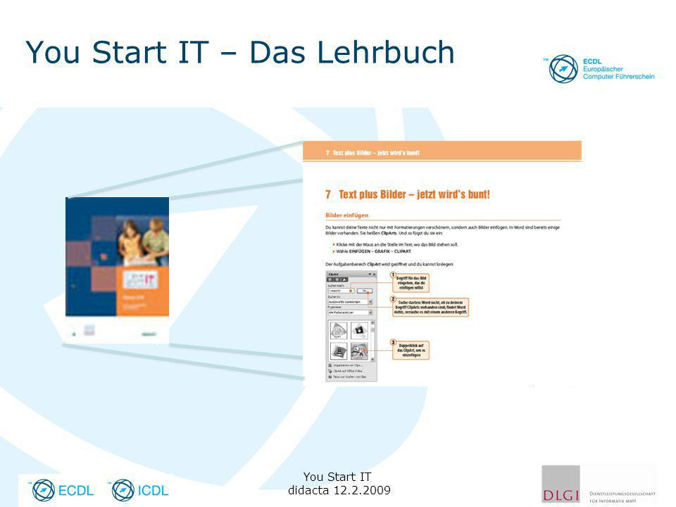You Start IT – Das Lehrbuch