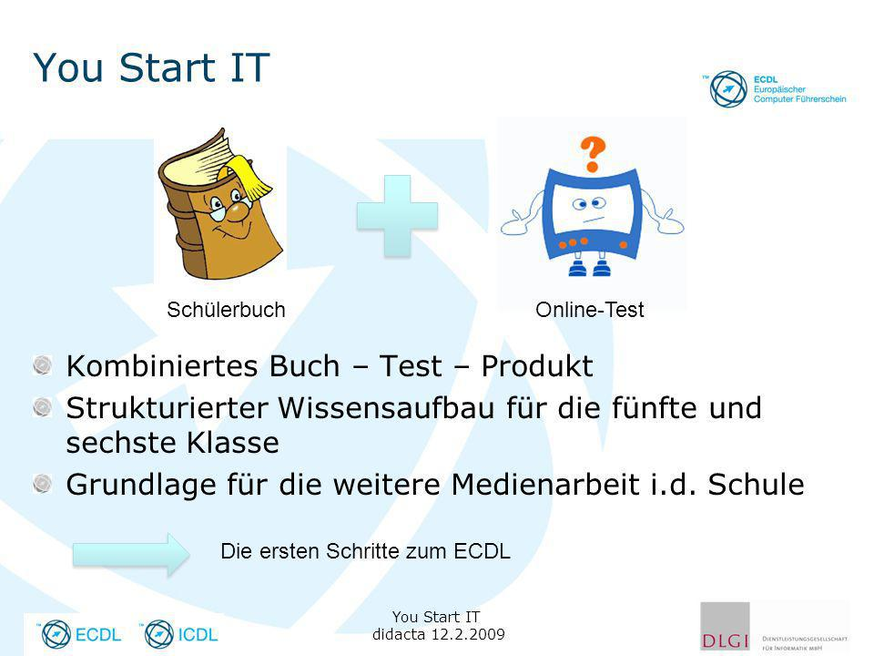 You Start IT Kombiniertes Buch – Test – Produkt