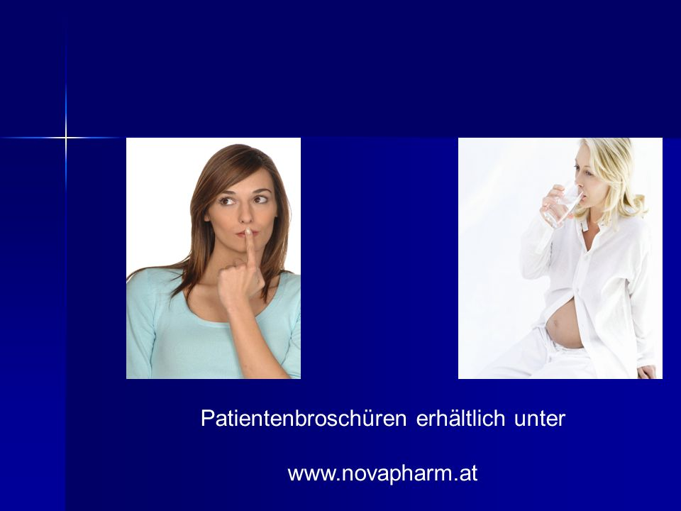 Patientenbroschüren erhältlich unter