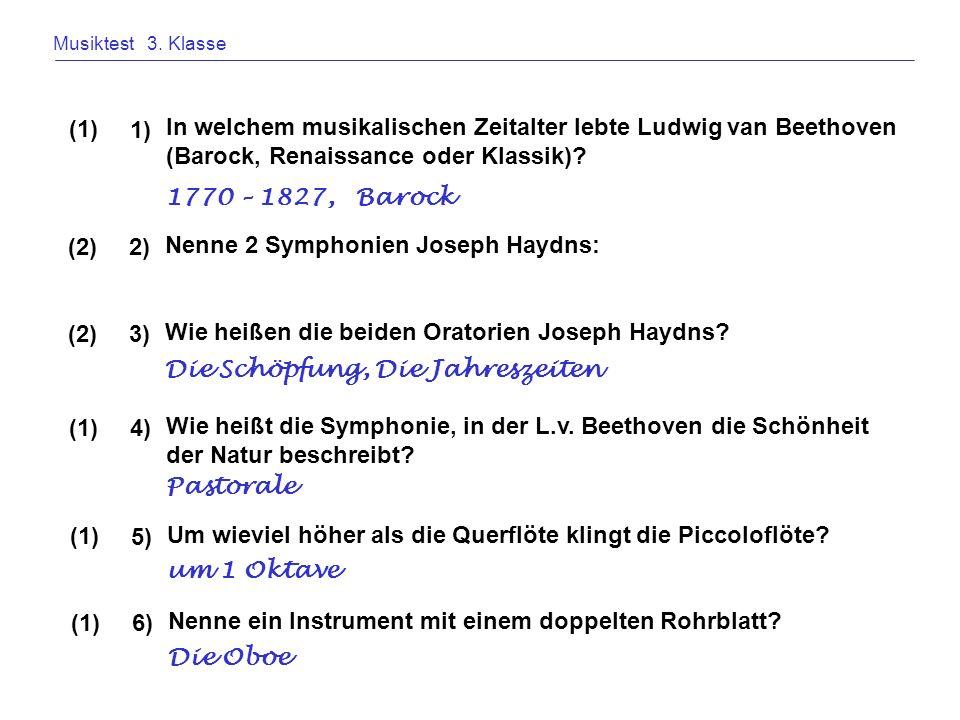 In welchem musikalischen Zeitalter lebte Ludwig van Beethoven